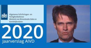 إستخبارات هولندا ( يمين مُتطرف -إرهاب -كورونا -تجسُس )  تقرير أمني